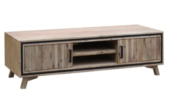 Seashore TV Unit with 2 Doors