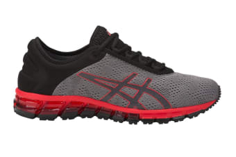 ASICS Men's Gel-Quantum 180 3 Running Shoe (Carbon/Black, Size 7)