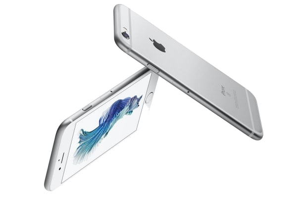 Apple iPhone 6s (16GB, Silver)