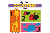 My First Counting Book - Illustrated