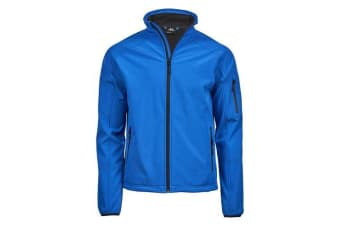 Tee Jays Mens Performance Softshell Jacket (Sky Diver) (S)