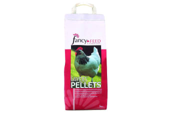 Fancy Feeds Layers Pellets Poultry Feed (May Vary)