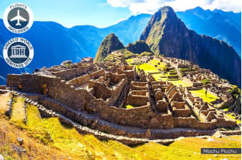 SOUTH AMERICA: 10 Day Peru & Machu Picchu Tour Including Flights for Two