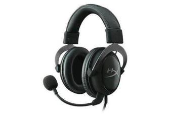 Kingston HyperX Cloud II - Pro Gaming Headset ( Gun Metal ) Get hyper hyped.