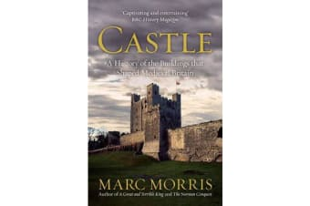 Castle - A History of the Buildings that Shaped Medieval Britain
