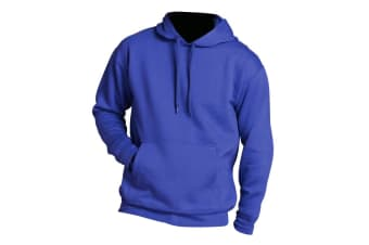 SOLS Slam Unisex Hooded Sweatshirt / Hoodie (Royal Blue)