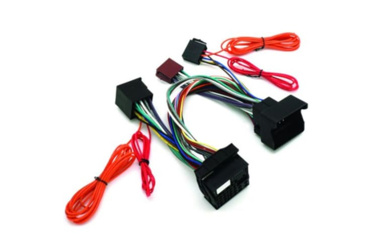 T Harness holden  as aftermarket bluetooth kit into your cars factory radio and wiring