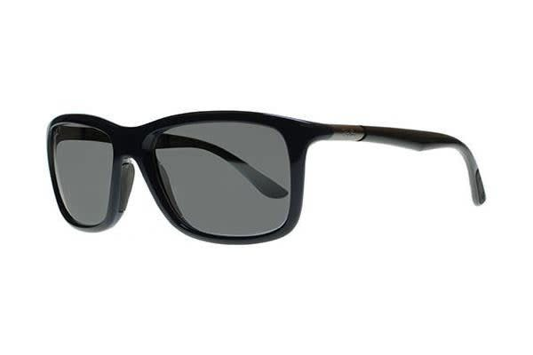 Ray-Ban RB8352 57mm - Matte Black (Grey Gradient lens) Mens Sunglasses