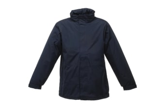 Regatta Mens Beauford Waterproof Windproof Jacket (Thermoguard Insulation) (Navy Blue) (M)