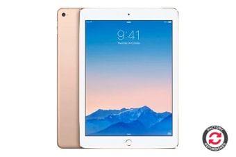 Apple iPad Air 2 (128GB, Wi-Fi, Gold) - Apple Certified Refurbished