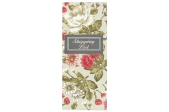 Scribbles Stationery Vintage Rose Shopping List Notepad