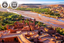 MOROCCO: 13 Day Colours of Morocco Tour Including Flights for Two