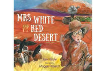 Mrs White and the Red Desert