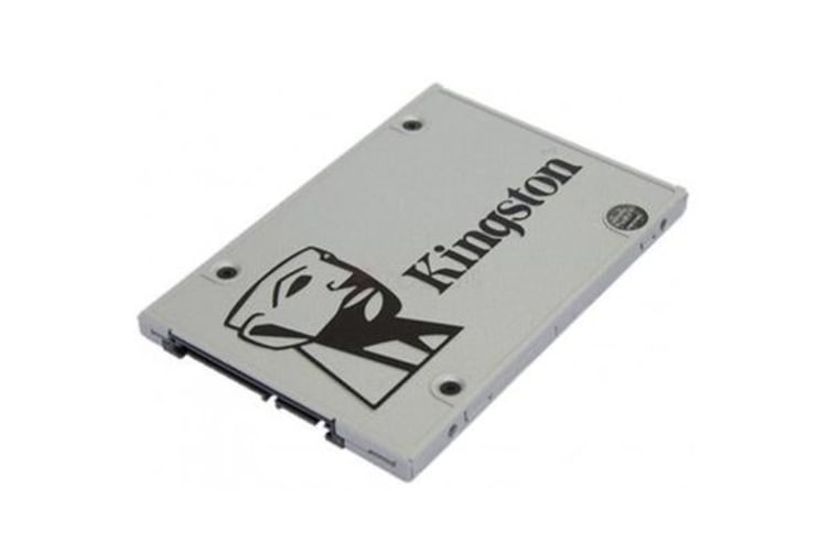 Kingston SUV500 240GB 2.5' SATA3 SSD - 3D NAND 7m 6Gb/s 520/500MB/s 79K/25K IOPS 1 mil hrs MTBF Solid State Drive 5yrs wty