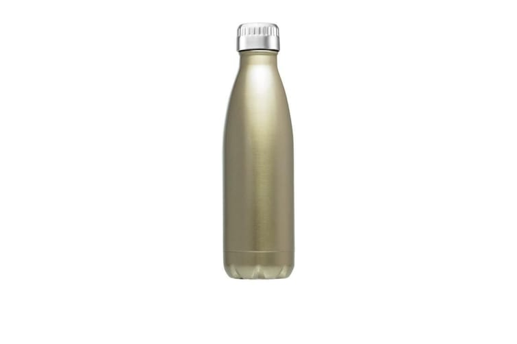 Avanti Insulated Drink Bottle 1L Champagne