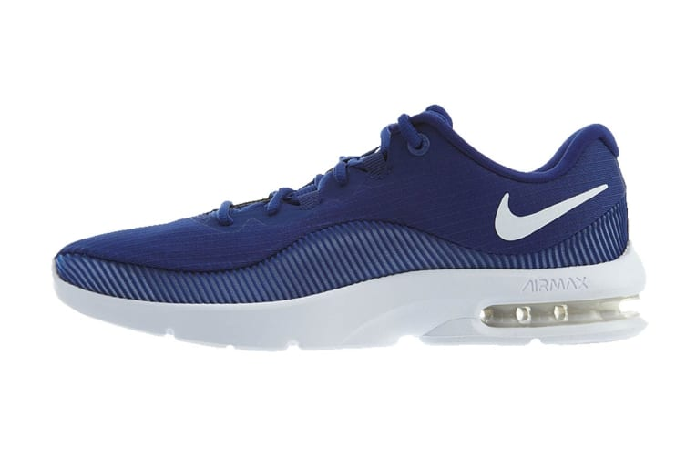 Nike Air Max Advantage 2 Men's Trainers (Deep Royal Blue/White, Size 7 US)
