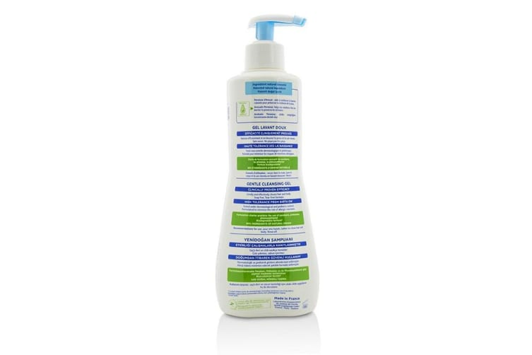 Mustela Gentle Cleansing Gel - Hair & Body 500ml