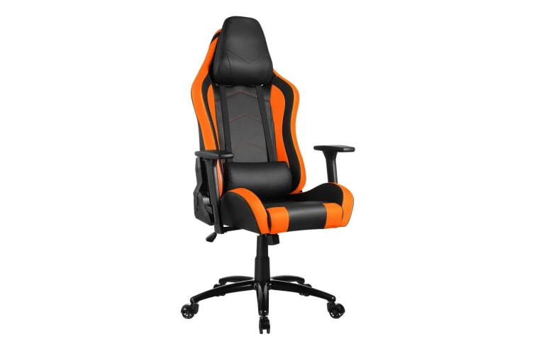e-Sports Gaming Office Chair - Orange and Black
