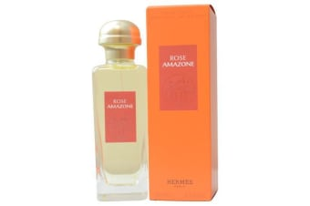Hermes Rose Amazone Eau De Toilette Spray 100ml/3.3oz