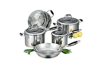 Scanpan Coppernox Cookware Set 5pc