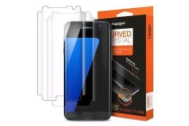 Spigen Galaxy S7 Edge Curved Screen Protector-PERFECT FIT to Curved Screen