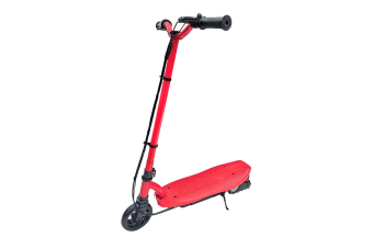 Lenoxx Rechargeable Kids 120W Electric Scooter - Red (ES71R)