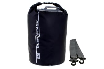 Overboard 30 Litre Dry Tube Black