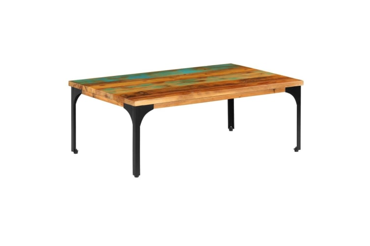 vidaXL Coffee Table 100x60x35 cm Solid Reclaimed Wood