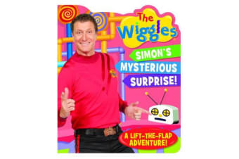 Wiggles Shaped Board Book - Simon's Mysterious Surprise
