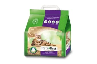 Cats Best Smart Pellet Clumping Wood Cat Litter (May Vary) (5kg)