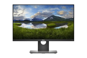 "Dell P-Series 23.8"" 16:9 2560 x 1440 QHD IPS LED Monitor (P2418D)"
