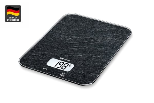 Beurer Digital Kitchen Scale - Slate (KS19)