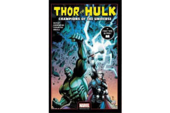 Thor Vs. Hulk - Champions Of The Universe