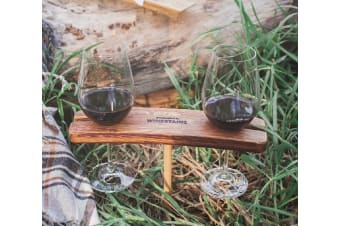 WineStains Picnic Wine Stake Double