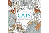 Cats - Colouring for Mindfulness
