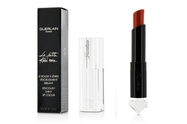 Guerlain La Petite Robe Noire Deliciously Shiny Lip Colour - #042 Fire Bow (2.8g/0.09oz)