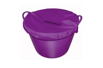 Faulks & Company Tubtrug Fabric Cover (Purple)