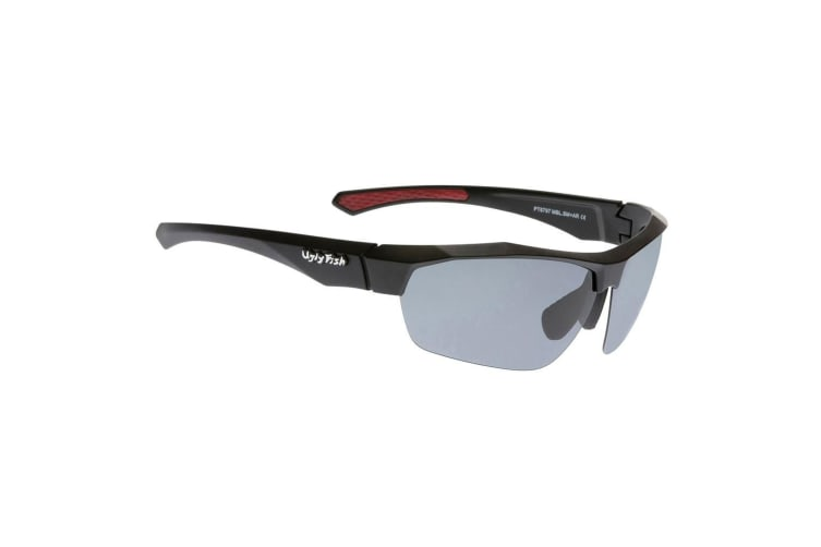 Smoke Ugly Fish PT6797 TAC Aluminium Polarised Sunglasses - Adult Fishing Sunnies
