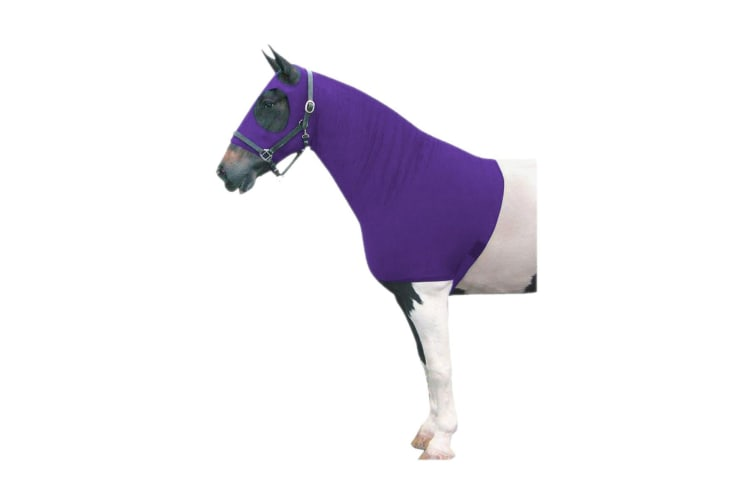 Supreme Products Two in One Hood (Purple) (13.2hh)