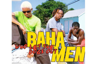 Baha Men ‎– Who Let The Dogs Out PRE-OWNED CD: DISC EXCELLENT
