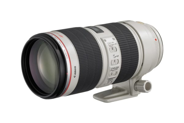 Canon EF 70-200mm f/2.8L IS USM Lens with 77mm Diameter to suit Lens Hood ET87 (EF70-200ISII)
