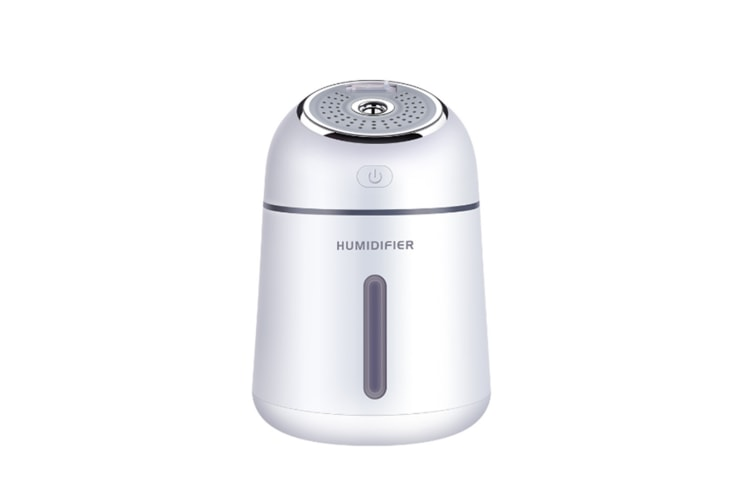 Air Humidifier Multi-Function Four-In-One Mini Ultrasonic Usb Aromatherapy Air Humidifier White