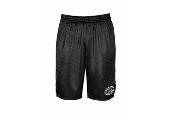 Champion Men's Perimeter Short - Black/Grey/White (Size S)