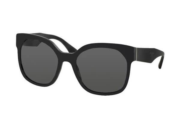 b72c412d686f Prada Voice PR10RS - Matte Black (Grey lens) Womens Sunglasses - Kogan.com