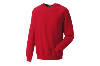 Russell Classic Sweatshirt (Classic Red)