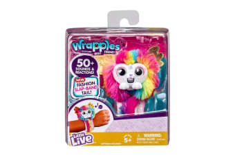Little Live Pets Wrapples S3 Raybo