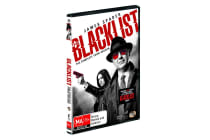 The Blacklist: The Complete Third Season DVD