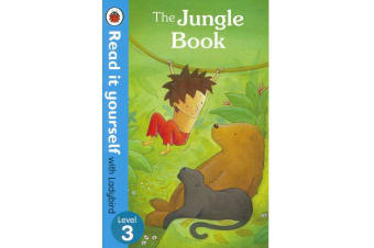 Read It Yourself Level 3 The Jungle Book - By Ladybird