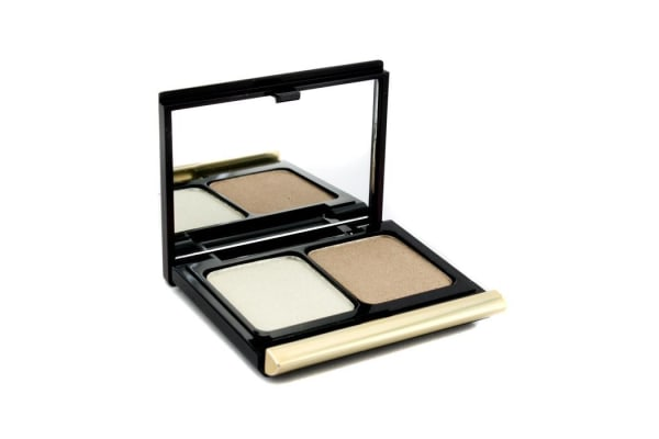 Kevyn Aucoin The Eye Shadow Duo - # 202 Vellum Shimmer/ Shimmering Wheat 22102 (4.8g/0.16oz)