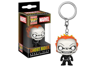 Agents of S.H.I.E.L.D. Ghost Rider Pop! Keychain